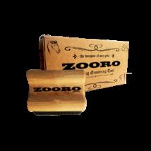 Zooro grooming tool - kutyakefe - kicsi