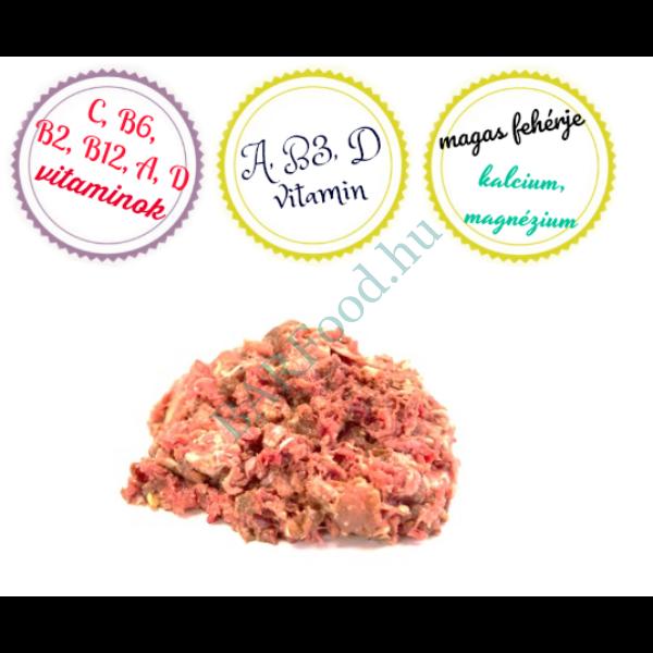 Nyulas-pulykás darálék 1kg