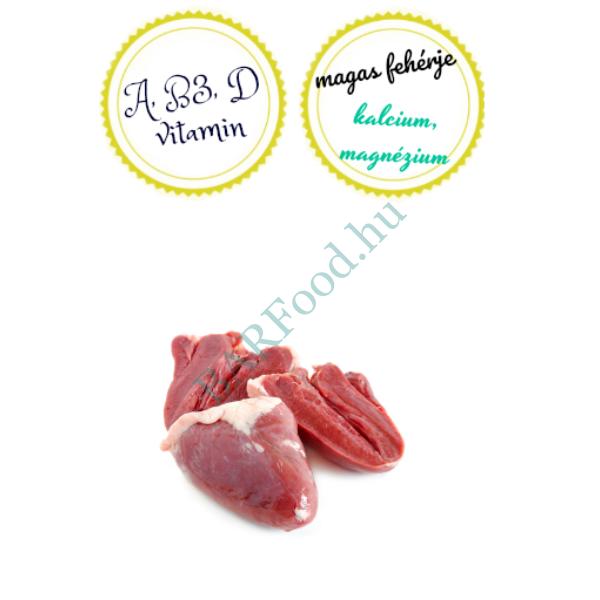 Pulykaszív - 1kg