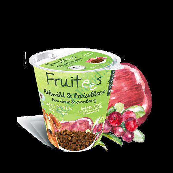 Fruitees félnedves jutalomfalat -őz&áfonya 200g